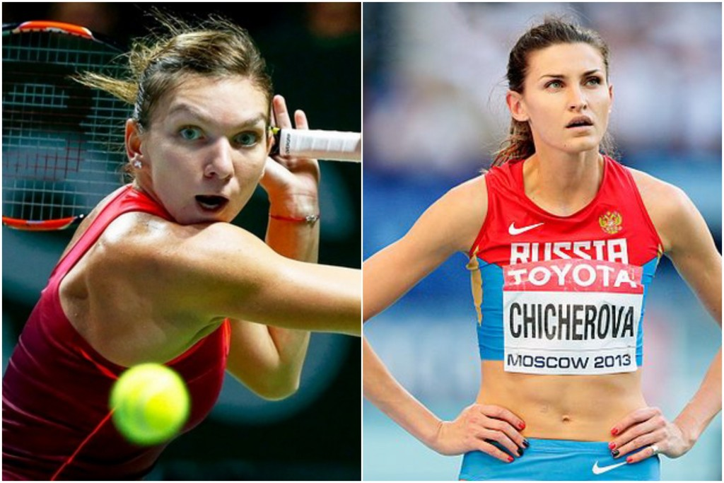 Les tops/flops de la semaine : Halep devient N°1 mondiale, Chicherova privée du bronze olympique
