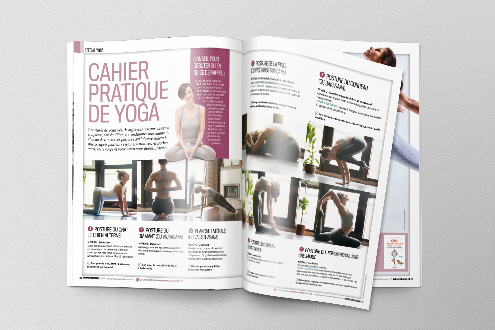 Women Sports 6_Cahier Yoga