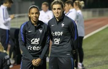 Equipe de France Féminine : deux nouveaux visages chez les Bleues I FFF 2017