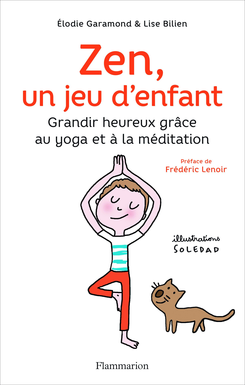 livre enfant yoga