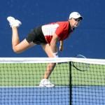 Grâce à ses deux victoires en phase de poule, l'Australienne Ashleigh Barty est la première qualifiée pour le dernier carré du Masters bis. (c) Steven Pisano
