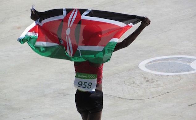 Dopage : la championne olympique du marathon à Rio suspendue 4 ans