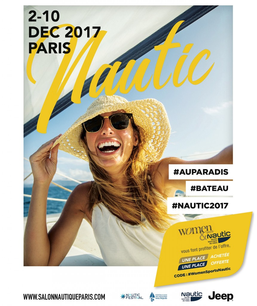 Women Sports partenaire du Nautic