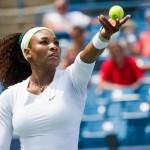 Serena Williams s'était fiancée avec son compagne Alexis Ohanian, le co-fondateur de la plateforme Reddit, en 2016. (c) mirsasha.