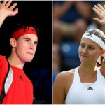 Kristina Mladenovic avait été aperçue lundi dans le clan Thiem au Masters de Londres.