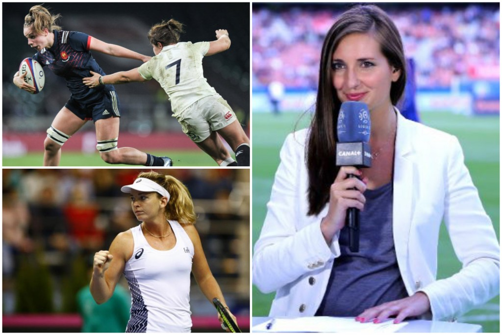 La newsletter Women Sports du mardi 14 novembre 2017
