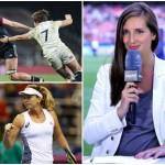 En «Une» de la newsletter Women Sports du mardi 14 novembre 2017, notre entretien exclusif avec Marie Portolano, journaliste emblématique du football sur Canal+. Retrouvez également toute l'actualité du sport au féminin avec du rugby, du tennis, du basketball, de la gymnastique et bien plus de sports encore !