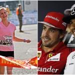 Grâce à Kathrine Switzer, les marathons se sont largement ouverts aux femmes qui restent en revanche très rares en sport automobile, notamment en F1.