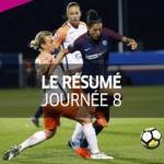 D1 Féminine, journée 8 : Tous les buts I FFF