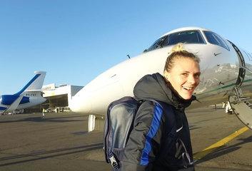 Equipe de France Féminine : le voyage vers l'Allemagne