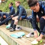 Equipe de France Féminine : l'entraînement des gardiennes avec Karima Benameur
