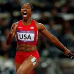 Carmelita Jeter détient le deuxième meilleur chrono de l'histoire sur 100 mètres.