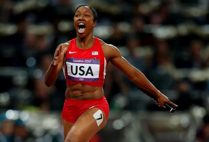 À 37 ans, la sprinteuse Carmelita Jeter prend sa retraite