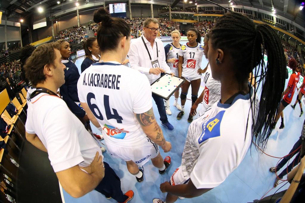 Mondial de Handball 2017 : les Bleues n'attaquent pas fort…
