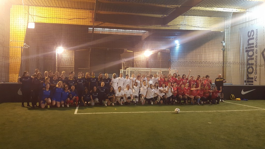 [Footworking] Football et entreprise : deux terrains à investir pour les femmes