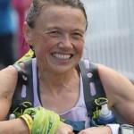 La Française Nathalie Mauclair, double championne du monde de trail (2013 et 2015) a terminé le Marathon des Sables en un peu moins de 26 heures.