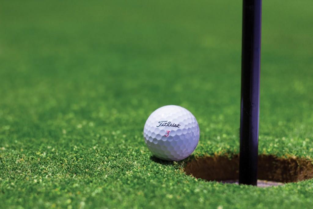 Céline Boutier élue «Golfeuse de l'année 2017»