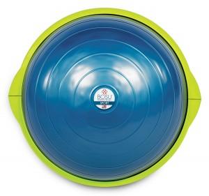 sphère bleue de gym