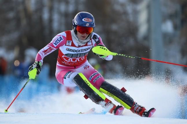 [PyeongChang 2018] Shiffrin, un slalom pour marquer l'histoire
