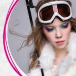 Maquillage ski