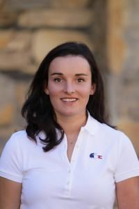 Marie Bochet sera porte-drapeau de la délégation française aux Jeux Paralympiques de PyeongChang 2018. © Photo Grégory Picout.