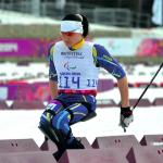 Le biathlon handisport comprendra 18 épreuves réparties en 3 catégories : assis, debout et déficient visuel. © Shutterstock.