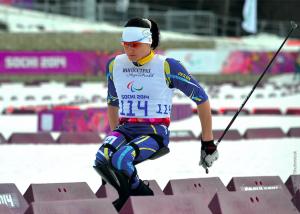 Le biathlon handisport comprendra 18 épreuves réparties en 3 catégories : assis, debout et déficient visuel.