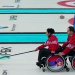 Le curling en fauteuil sera l'une des 6 disciplines des Jeux Paralympiques de PyeongChang et proposera un tournoi unique. © ID1974 / Shutterstock.