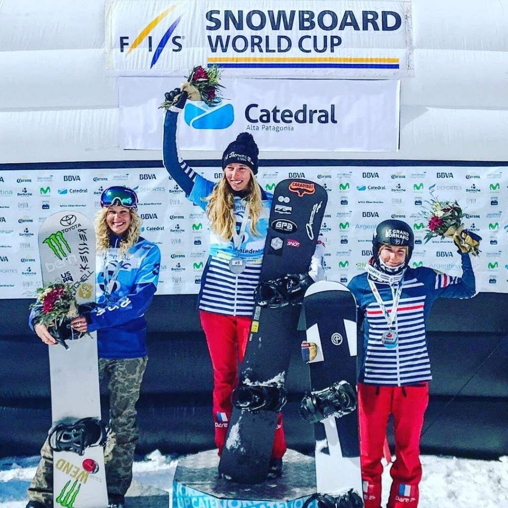 [PyeongChang 2018] Snowboardcross : les Bleues croient au triplé