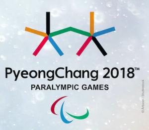 Le logo des Jeux Paralympiques de PyeongChang 2018 symbolise une terre en harmonie.