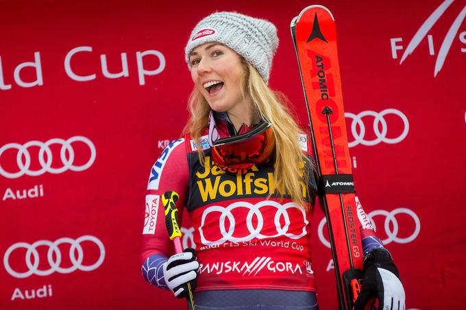 Le top 5 de la semaine : Shiffrin, l'insaisissable