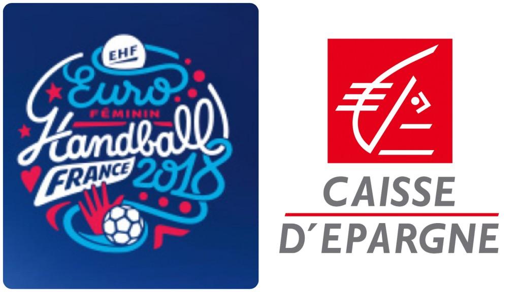 La Caisse d'Épargne, premier partenaire de l'Euro de handball