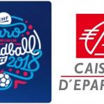 Caisse d'Épargne - Handball - EHF Euro 2018