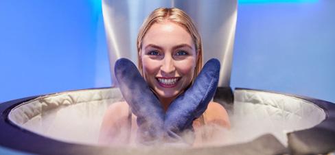 Cryothérapie : 100 séances offertes par Cryofast aux nouveaux abonnés Women Sports !