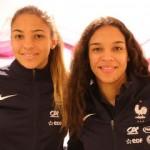 Equipe de France Féminine : les soeurs Cascarino réunies sous le maillot bleu I FFF 2018