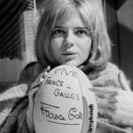 Les hommages à France Gall ont été très nombreux, y compris sur les réseaux Women Sports. I Capture d'écran Twitter Fédération française de rugby (FFR).