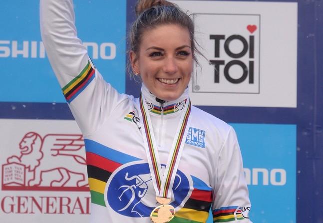 Le top 5 de la semaine : PFP championne de France de cyclo-cross