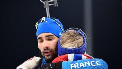 [PyeongChang 2018] Biathlon : la France championne olympique du relais mixte