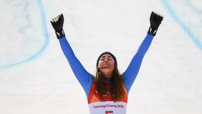 [PyeongChang 2018] Descente : consécration pour Goggia, Vonn 3e