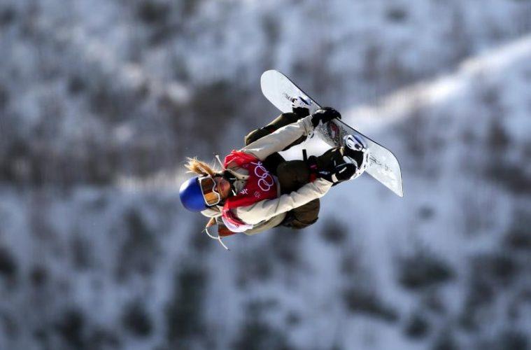 [PyeongChang 2018] Snowboard : Anna Gasser, première championne olympique de Big Air
