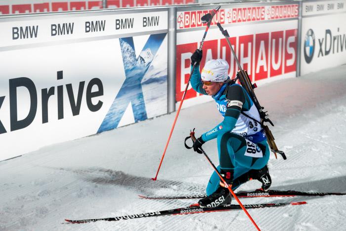 [PyeongChang 2018] Biathlon : Dorin-Habert au pied du podium en sprint, Braisaz 10e