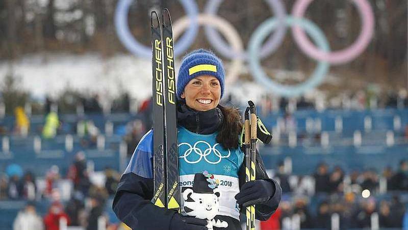 [PyeongChang 2018] Skiathlon : Charlotte Kalla, première médaillée d'or en Corée du Sud