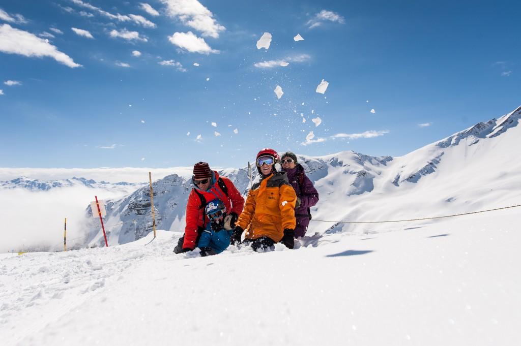 Top 5 des stations familiales, pour skier sans se ruiner !