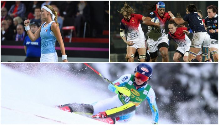 Les médias audiovisuels se mobilisent autour du sport féminin
