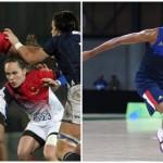 L'équipe de France de rugby à XV a remporté son 2e match du Tournoi des VI Nations tandis que les basketteuses françaises ont perdu leur rencontre face à la Slovénie dans leur campagne de qualification à l'Euro 2019.