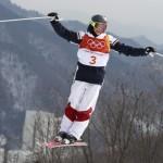 Perrine Laffont est la première championne olympique Française de ces Jeux d'hiver 2018.