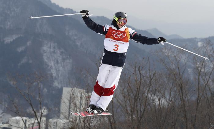 [PyeongChang 2018] Perrine Laffont championne olympique des bosses !