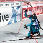 L'individuelle 15 km a été reportée en raison du vent, tout comme le slalom en ski alpin.