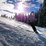 La championne de ski freestyle Marie Martinod s'est associée au ministère des Sports pour promouvoir la campagne de prévention hiver « Pour que la montagne reste un plaisir».