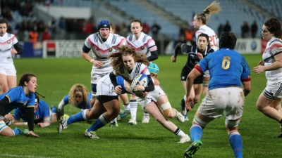 Six Nations féminin : La France a tout arraché sur son passage